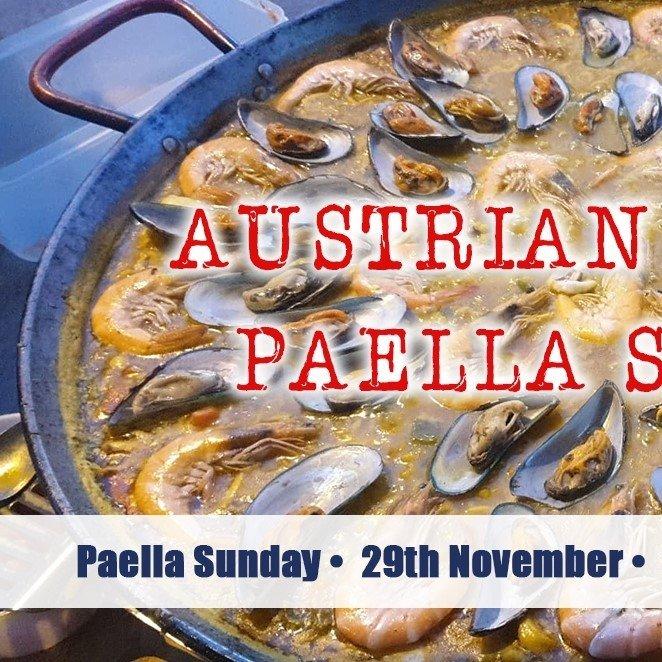Paella Sunday at the Austrian Corner #2