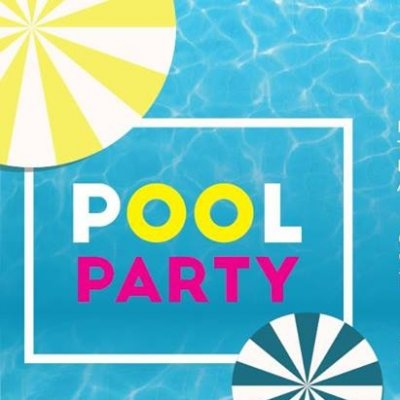 Pool Party Night at Beachfront Swimming Pool