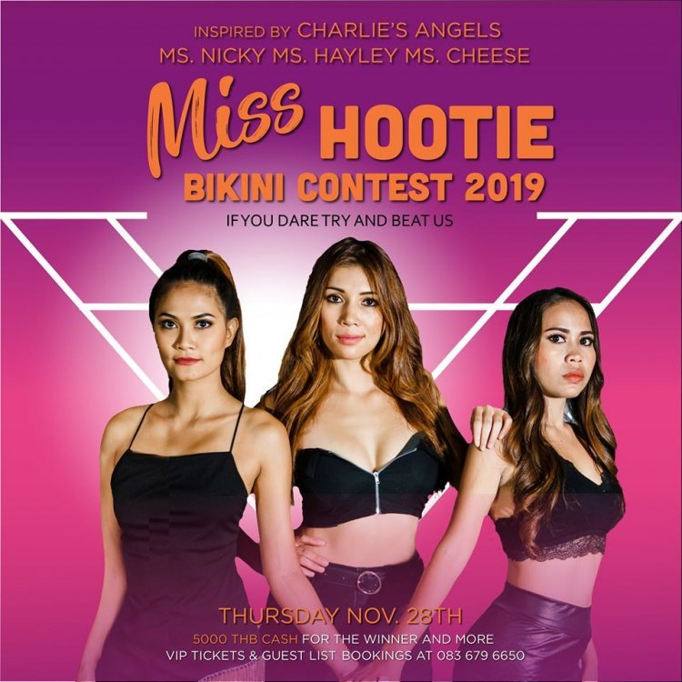 Miss Hootie Bikini Contest 2019
