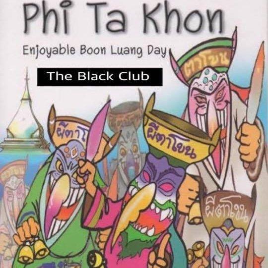 Phi Ta Khon Halloween