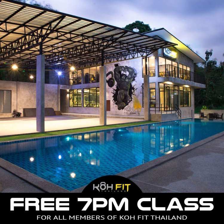 Total Body Circuit Free Class