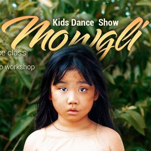 Kids dance show MOWGLI, 13/09