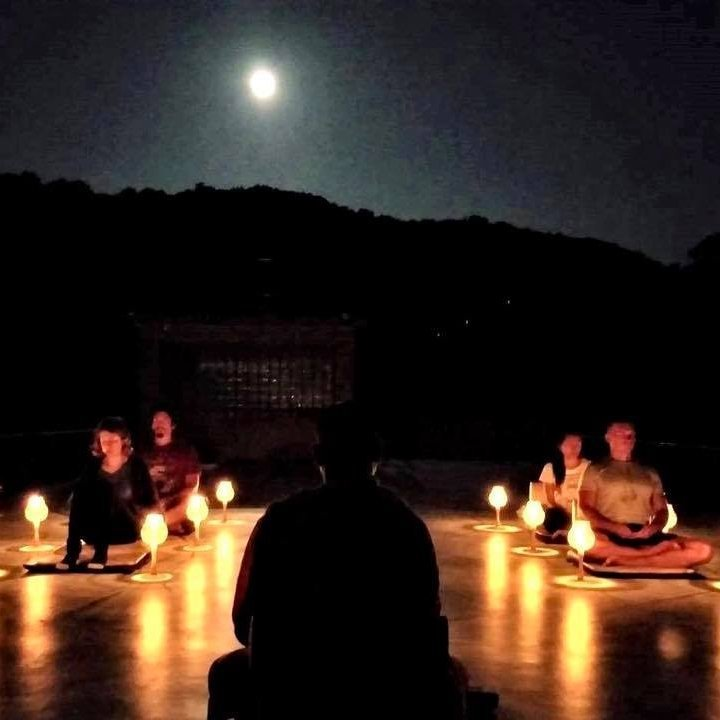 Full Moon Candlelight Meditation