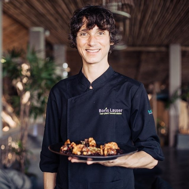 Easy Raw Food for Every Day with Chef Boris Lauser