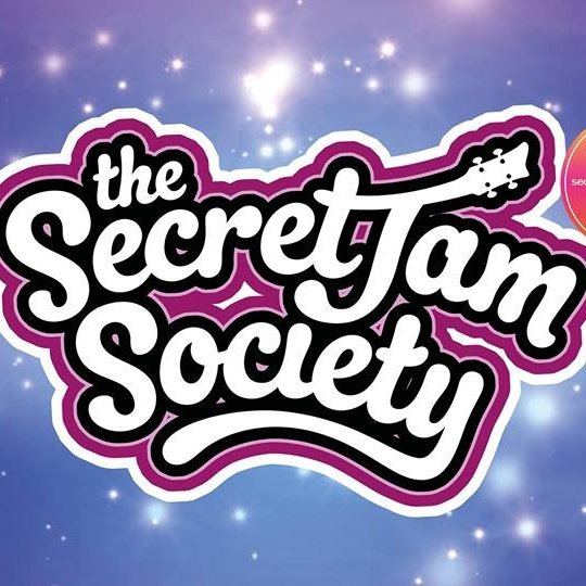 Secret Garden Sunday Sessions presents The Secret JAM Society