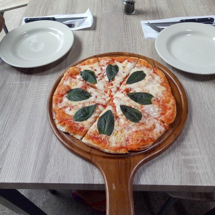 Formula 1 pizzas
