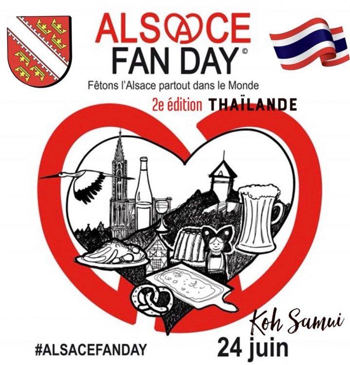 ALSACE FAN DAY 2019 - 24th June