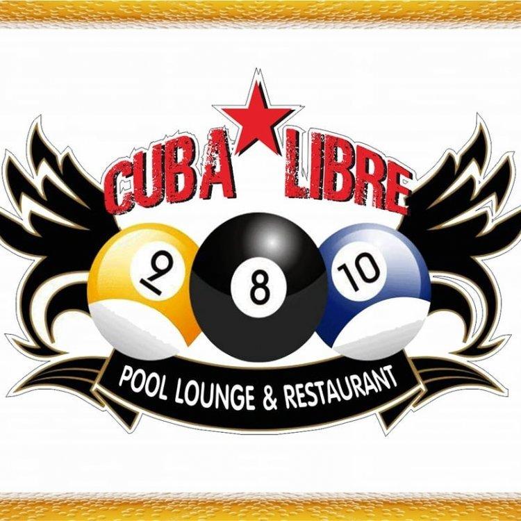Cuba Libre's 10 Ball Event