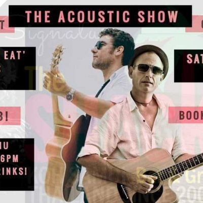 RIBS Night!' & 'The Acoustic Show' with Joe & Oliver