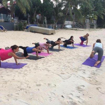 Free Yoga Samui Community - Sunset Hatha Yoga