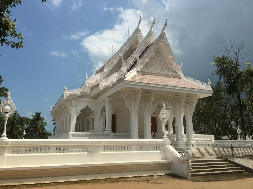 Find White Thai Temple