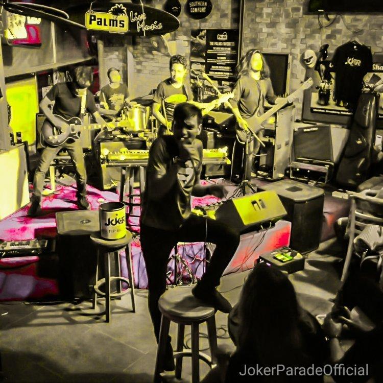 joker parade live @thepalms_samui