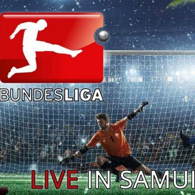 Bundesliga LIVE Koh Samui - Lamai Beach