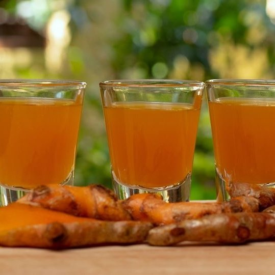 An Recipe to Boost the Immune System with Executive Chef