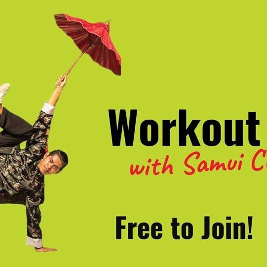 Samui Circus x COSI Workout