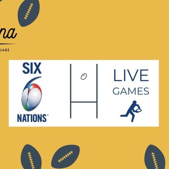 Rugby: 6 Nations Live Games