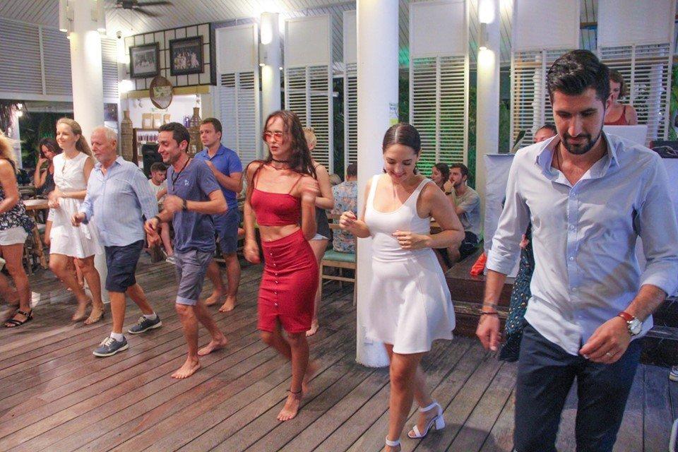 ★New Salsa Dance lessons in Koh Samui