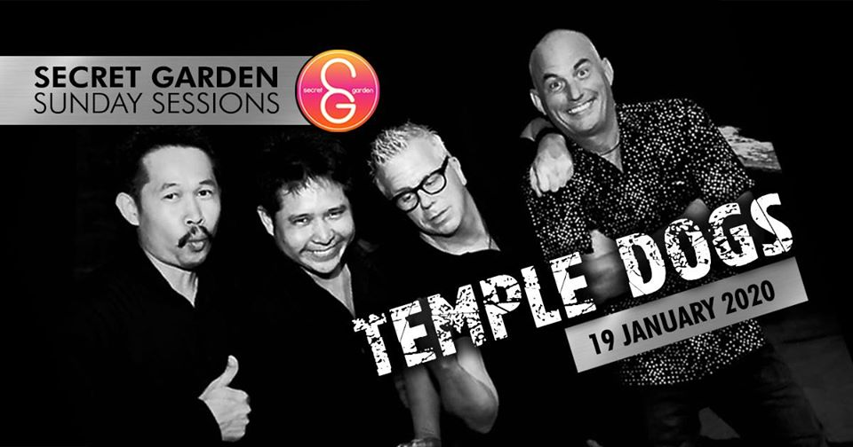 Secret Garden Sunday Sessions presents: Temple Dogs!