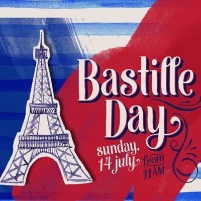 Bastille Day - Amazing Sundays Brunch