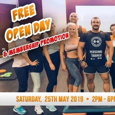 Open Day - Free Classes Introduction Day