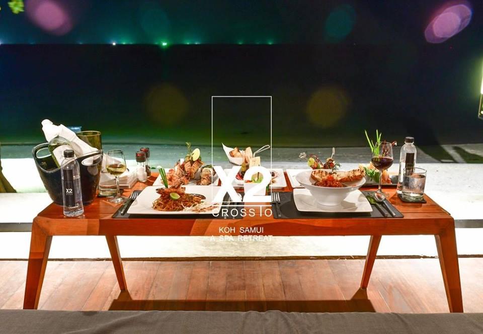 "Festive Celebrations ""X2 A La Carte Buffet Thai & International"""