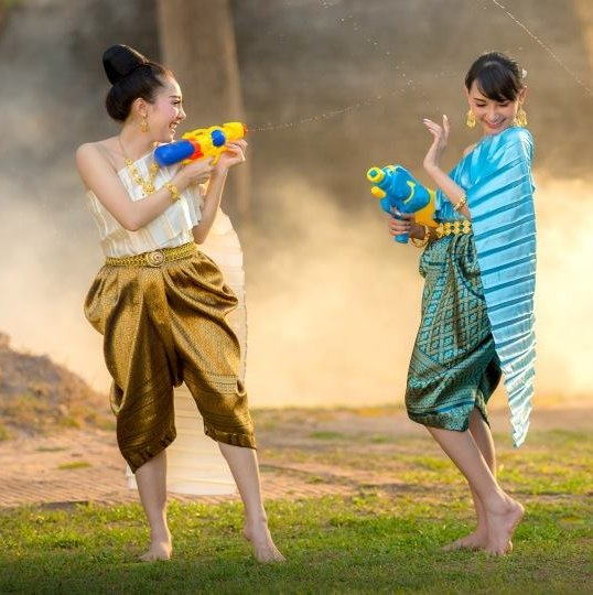 Songkran Celebration at Amaya Food Gallery
