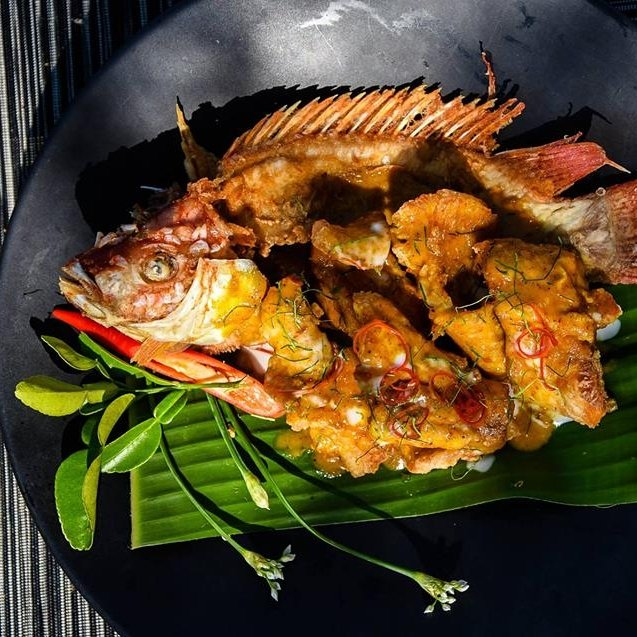 Chef Specialties: Red Ruby Fish