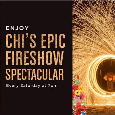 Fireshow Spectacular