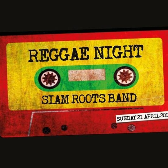 Reggae Night!