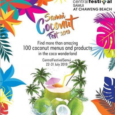 Samui Coconut Fest 2019