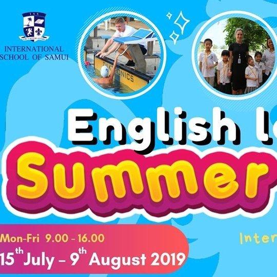 English Summer Camp at ISS