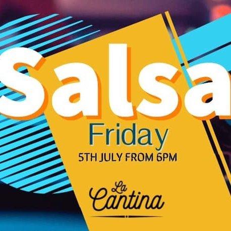 A Night of Salsa!