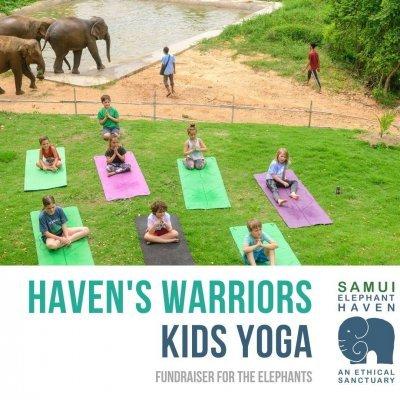 Haven's Warriors Kids Yoga