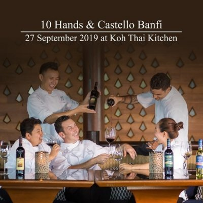 10 Hands & Castello Banfi