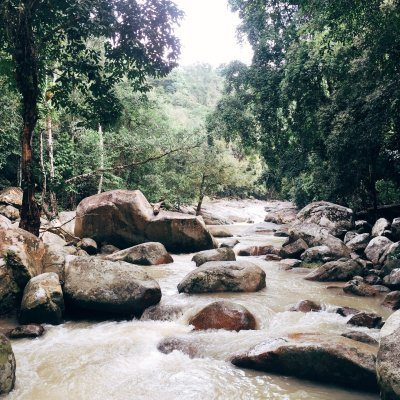 Ta Nim Waterfall