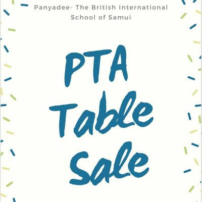 Panyadee table sale and social