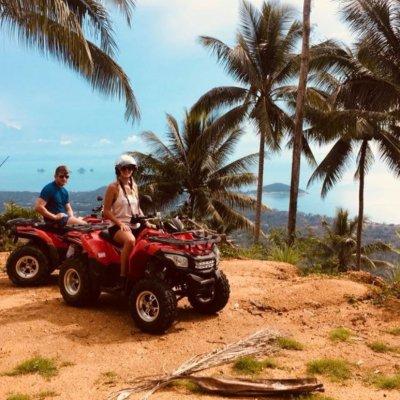 SAMUI B.A ATV