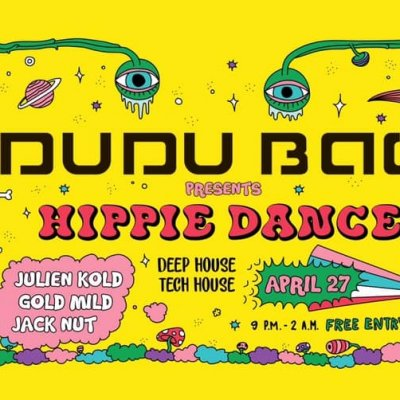 Hippie dance party!
