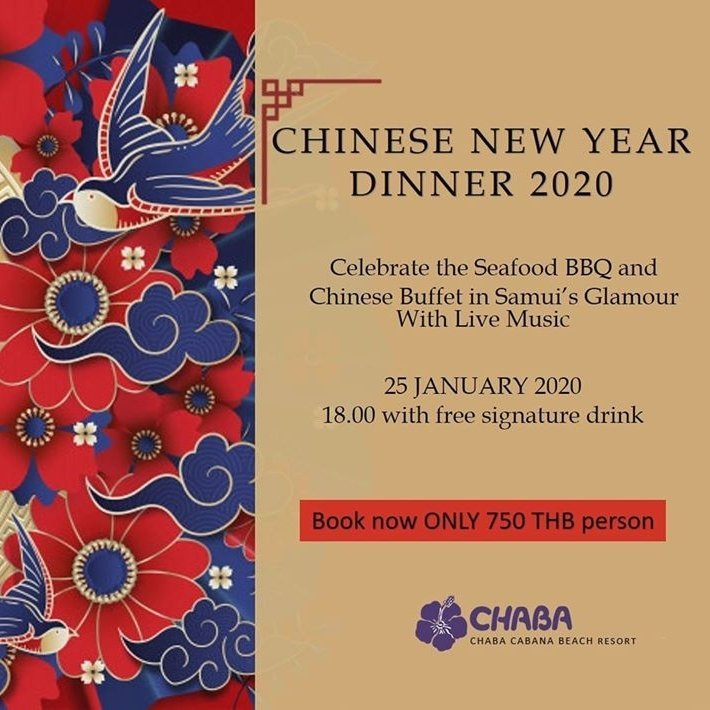 Chinese New Year Dinner 2020