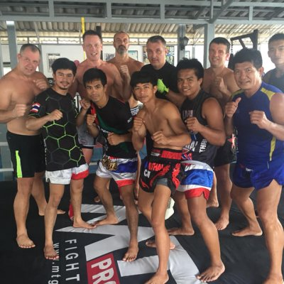 MuayThai Training Classes