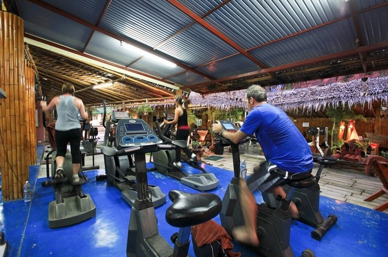 Make time for the gym!