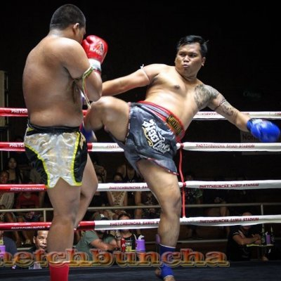 Real Muaythai, Real Fights