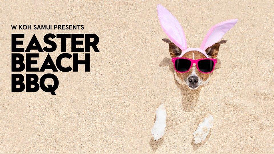 Easter Beach BBQ