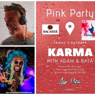 Pink Party at Karma Sutra