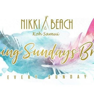 NIKKI BEACH KOH SAMUI: AMAZING SUNDAYS BRUNCH