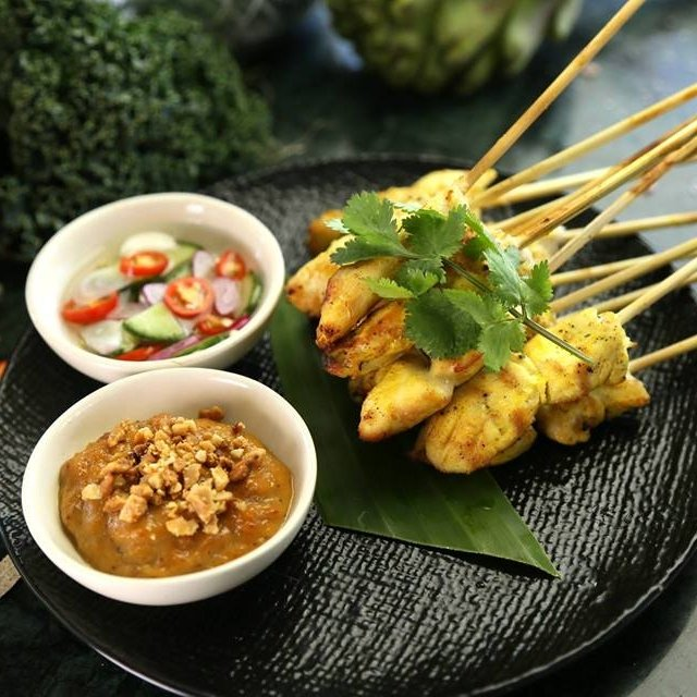 Grilled Satays Lunch Promotion