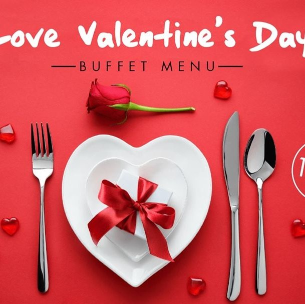 Love Valentine's Day Buffet Dinner