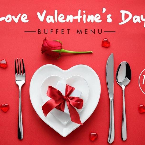Love Valentine's Day Buffet Dinner