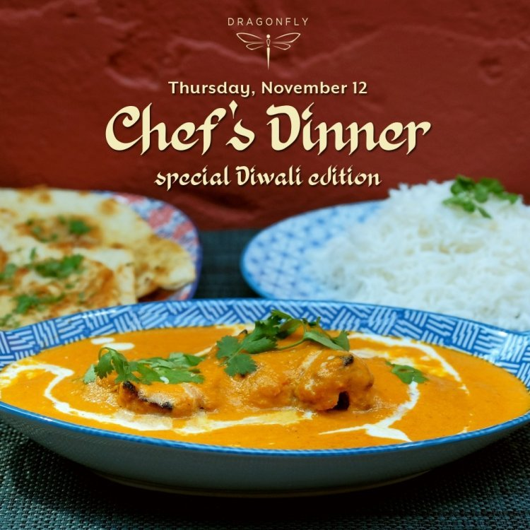 Chef's Dinner: Special Diwali Edition