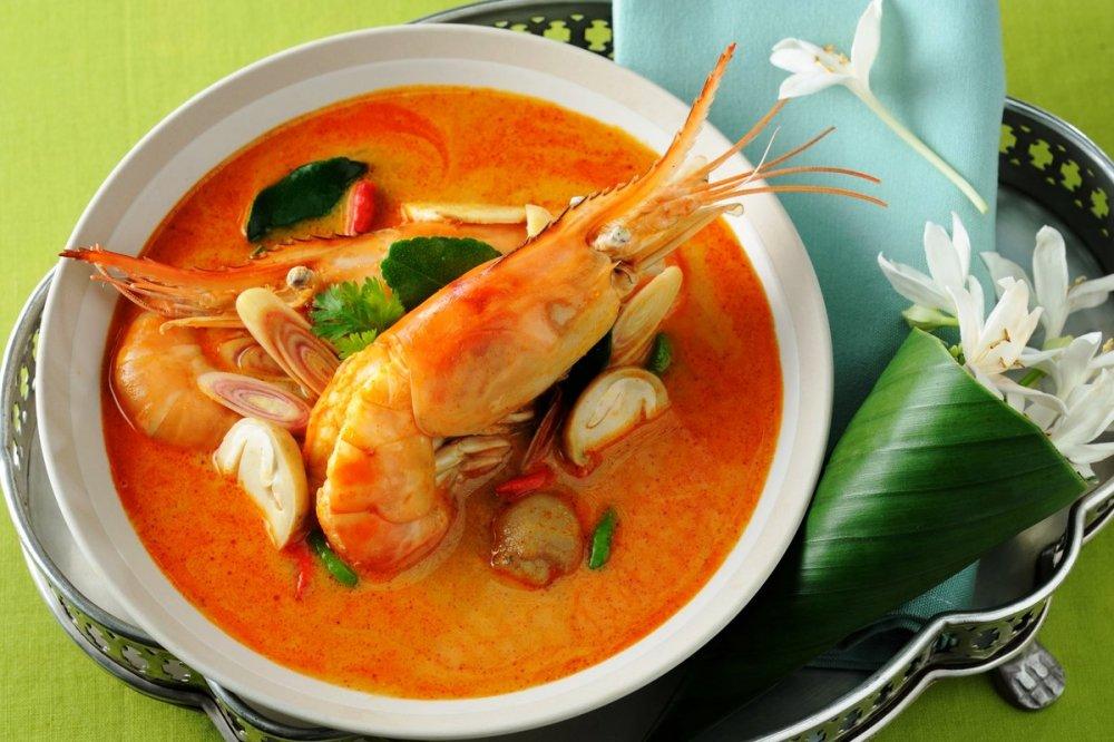 Let's cook Thai food